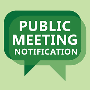 Public Meeting Image